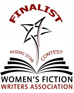 "Rebecca's manuscript ""Margin of Safety"" is a finalist in the Women's Fiction Writer's Association 2017 Rising Star Contest."